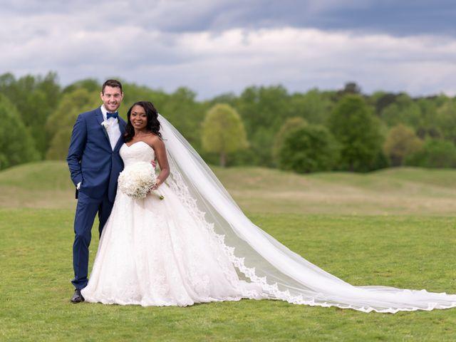 Matt and Ornelie's Wedding in Raleigh, North Carolina 45