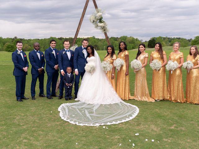 Matt and Ornelie's Wedding in Raleigh, North Carolina 47