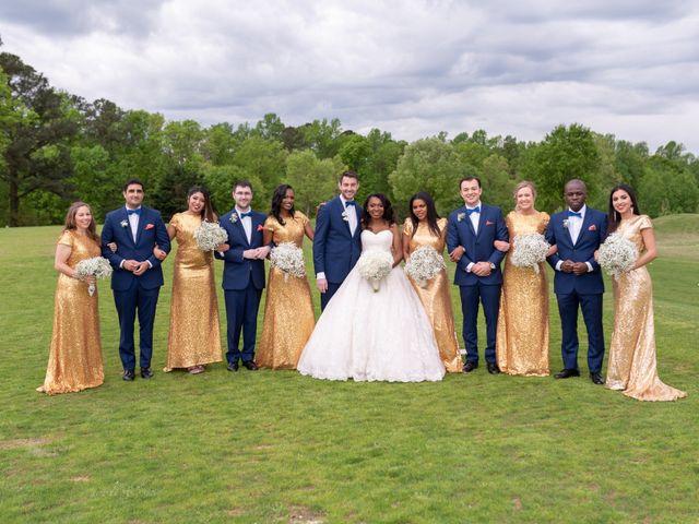 Matt and Ornelie's Wedding in Raleigh, North Carolina 48