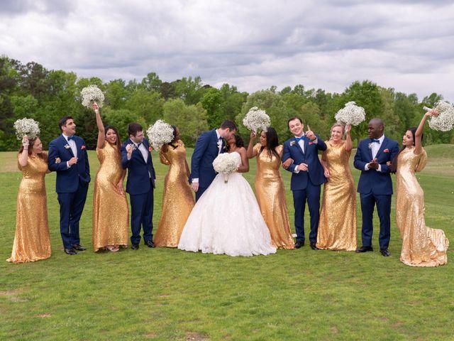 Matt and Ornelie's Wedding in Raleigh, North Carolina 49