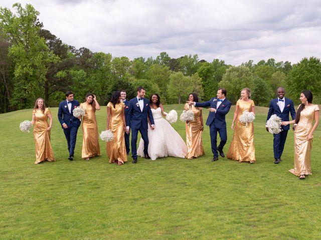 Matt and Ornelie's Wedding in Raleigh, North Carolina 50