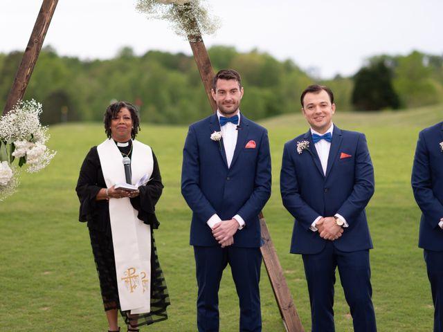 Matt and Ornelie's Wedding in Raleigh, North Carolina 54