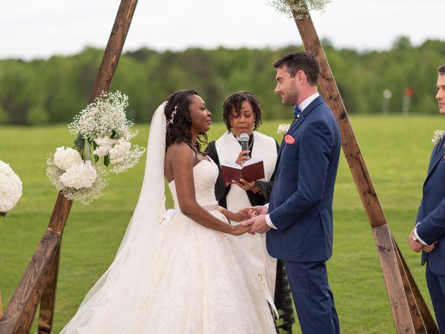 Matt and Ornelie's Wedding in Raleigh, North Carolina 56