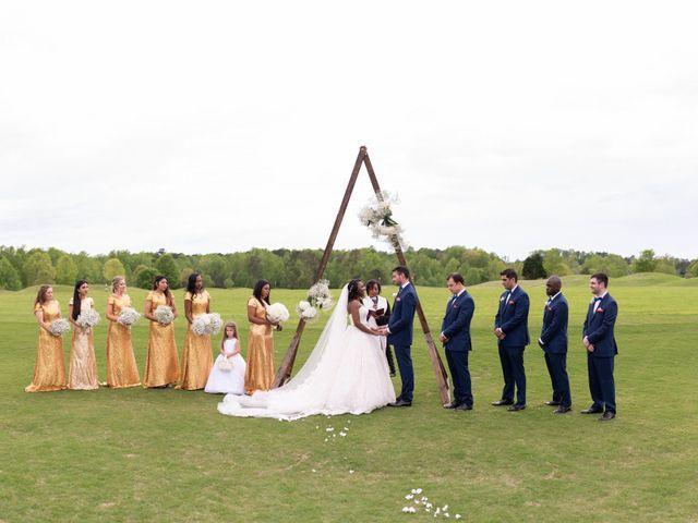 Matt and Ornelie's Wedding in Raleigh, North Carolina 57
