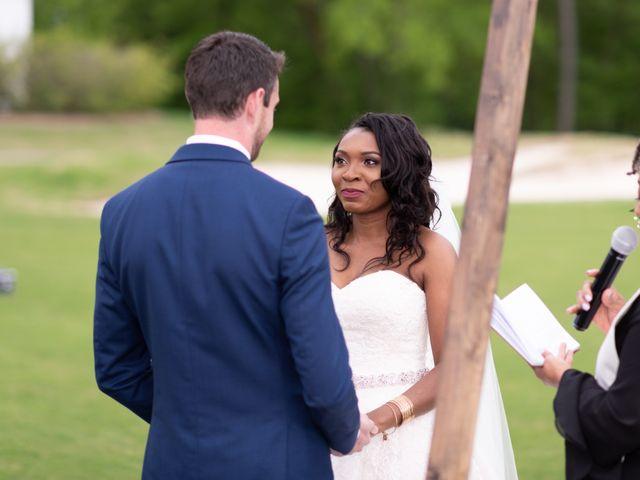 Matt and Ornelie's Wedding in Raleigh, North Carolina 58