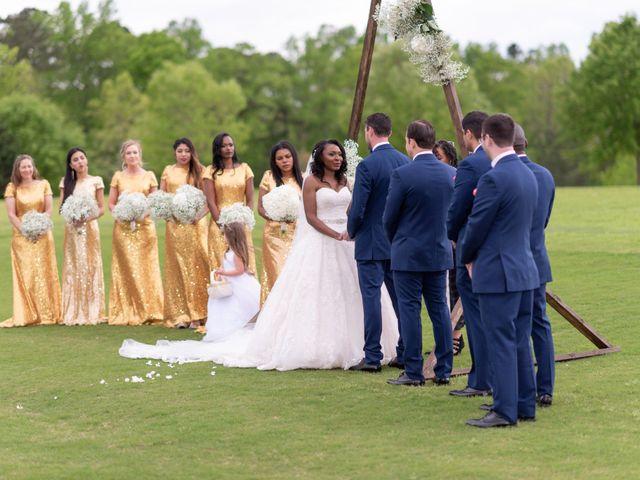 Matt and Ornelie's Wedding in Raleigh, North Carolina 59