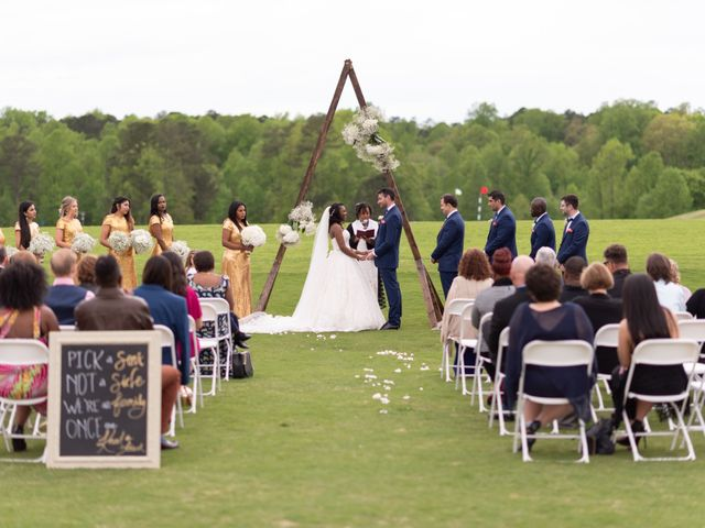 Matt and Ornelie's Wedding in Raleigh, North Carolina 60