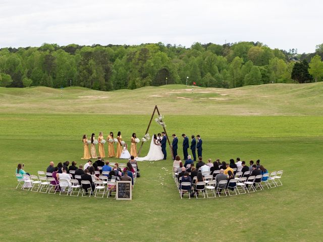 Matt and Ornelie's Wedding in Raleigh, North Carolina 61