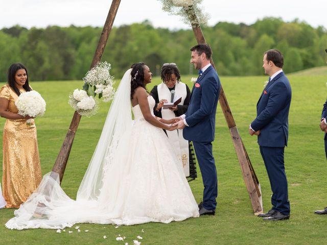 Matt and Ornelie's Wedding in Raleigh, North Carolina 62