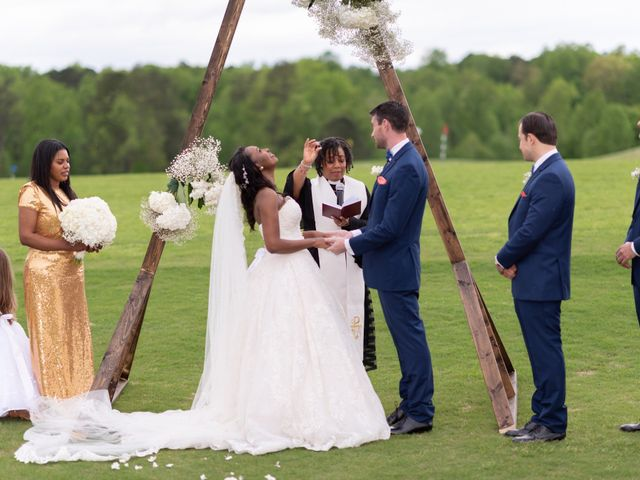 Matt and Ornelie's Wedding in Raleigh, North Carolina 64