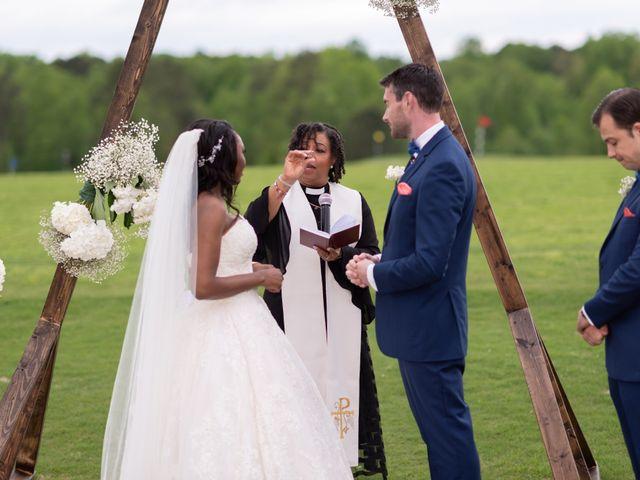 Matt and Ornelie's Wedding in Raleigh, North Carolina 65