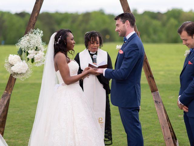 Matt and Ornelie's Wedding in Raleigh, North Carolina 66