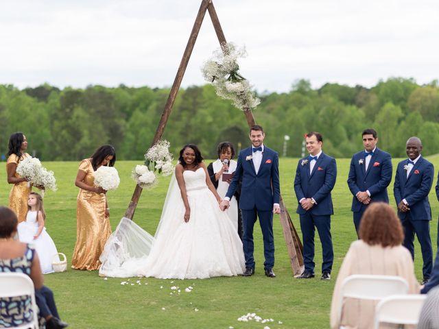 Matt and Ornelie's Wedding in Raleigh, North Carolina 67