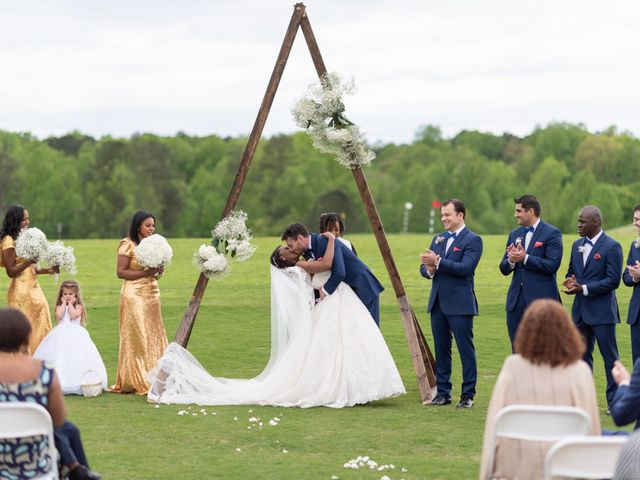 Matt and Ornelie's Wedding in Raleigh, North Carolina 68
