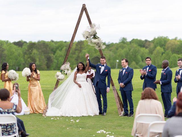 Matt and Ornelie's Wedding in Raleigh, North Carolina 69