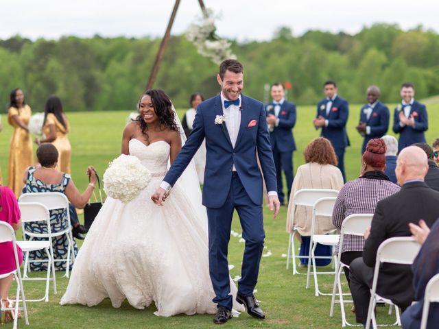 Matt and Ornelie's Wedding in Raleigh, North Carolina 70