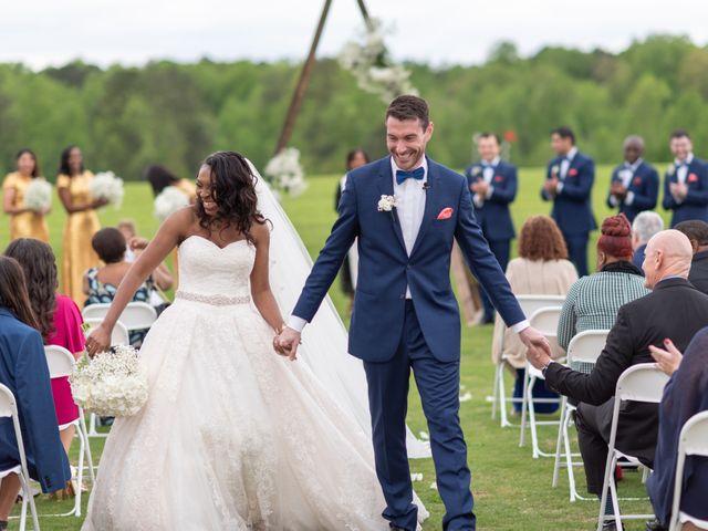 Matt and Ornelie's Wedding in Raleigh, North Carolina 71