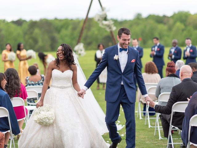 Matt and Ornelie's Wedding in Raleigh, North Carolina 72