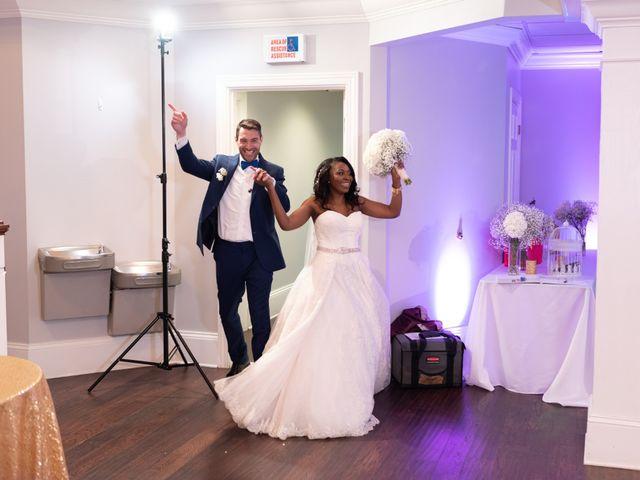 Matt and Ornelie's Wedding in Raleigh, North Carolina 74