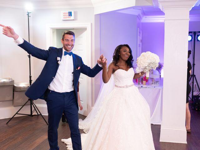 Matt and Ornelie's Wedding in Raleigh, North Carolina 75