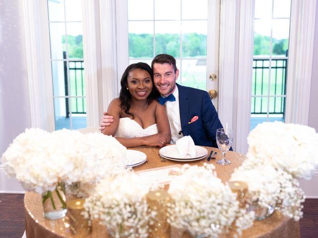 Matt and Ornelie's Wedding in Raleigh, North Carolina 76