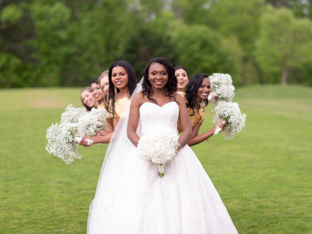 Matt and Ornelie's Wedding in Raleigh, North Carolina 78