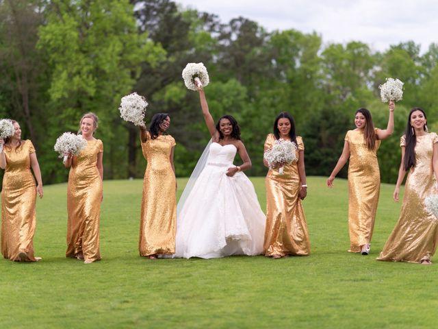 Matt and Ornelie's Wedding in Raleigh, North Carolina 81