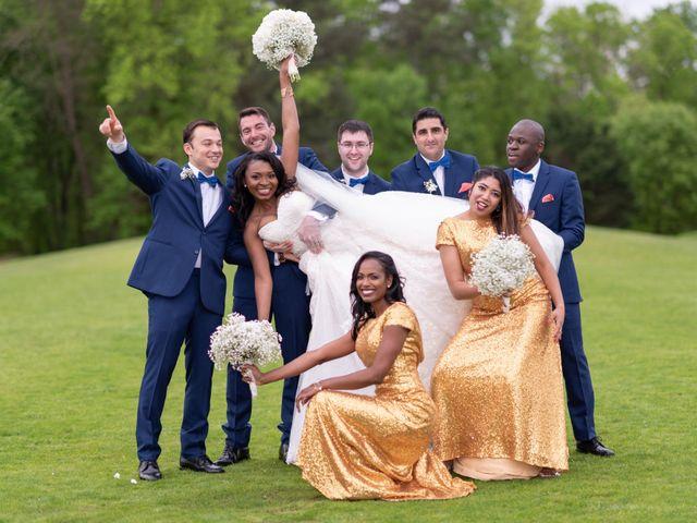 Matt and Ornelie's Wedding in Raleigh, North Carolina 82
