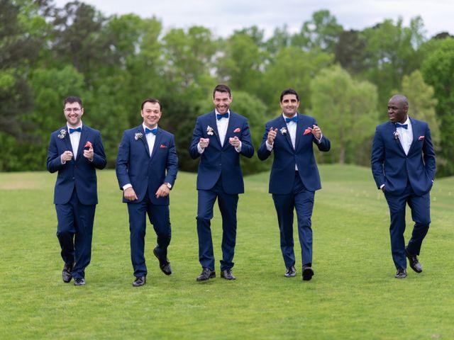 Matt and Ornelie's Wedding in Raleigh, North Carolina 85