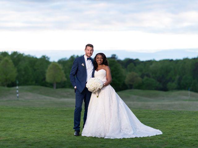 Matt and Ornelie's Wedding in Raleigh, North Carolina 91