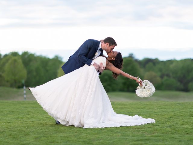 Matt and Ornelie's Wedding in Raleigh, North Carolina 92