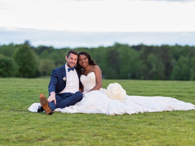 Matt and Ornelie's Wedding in Raleigh, North Carolina 95
