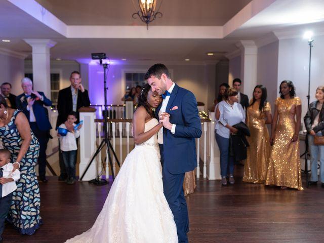 Matt and Ornelie's Wedding in Raleigh, North Carolina 100