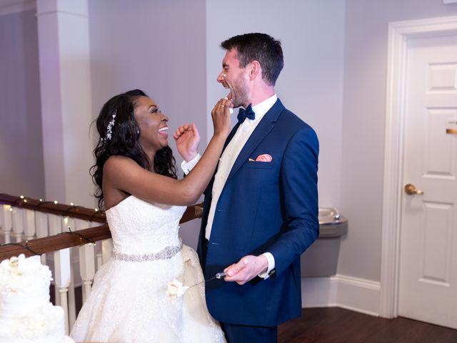 Matt and Ornelie's Wedding in Raleigh, North Carolina 107