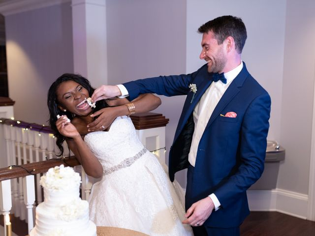 Matt and Ornelie's Wedding in Raleigh, North Carolina 108