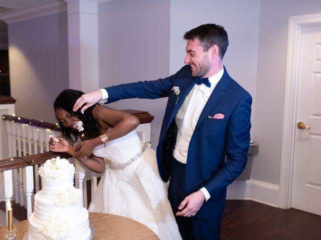 Matt and Ornelie's Wedding in Raleigh, North Carolina 109