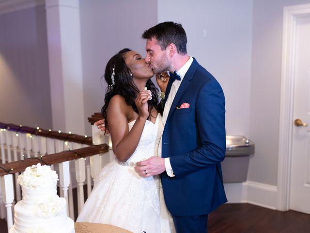 Matt and Ornelie's Wedding in Raleigh, North Carolina 110