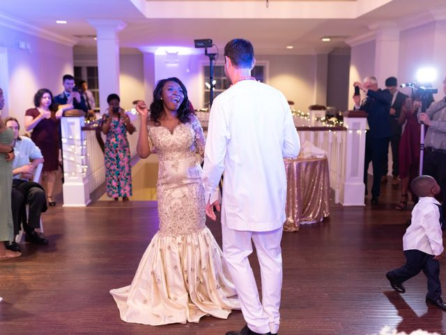 Matt and Ornelie's Wedding in Raleigh, North Carolina 111