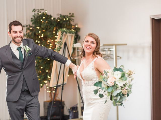 Tyler and Bryn's Wedding in Fargo, North Dakota 1