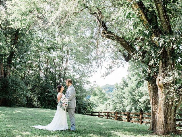 The wedding of Kelsey and Jon