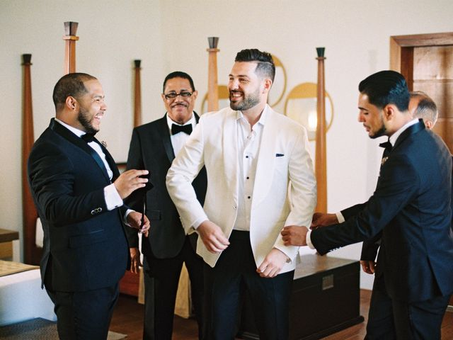 Jerry and Ivelisse's Wedding in Punta Cana, Dominican Republic 45