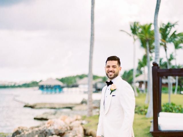 Jerry and Ivelisse's Wedding in Punta Cana, Dominican Republic 52