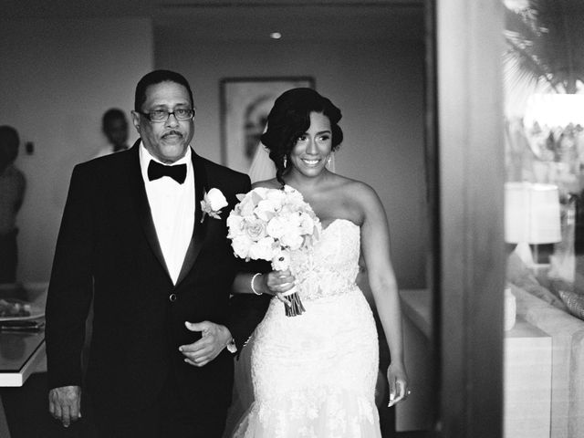 Jerry and Ivelisse's Wedding in Punta Cana, Dominican Republic 63
