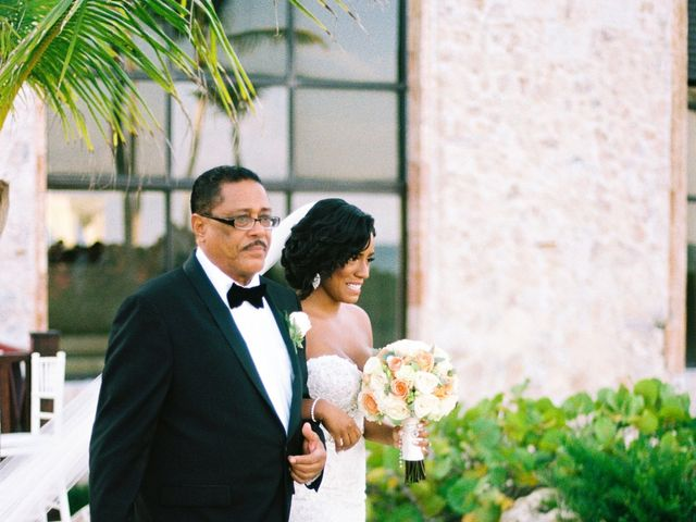 Jerry and Ivelisse's Wedding in Punta Cana, Dominican Republic 65