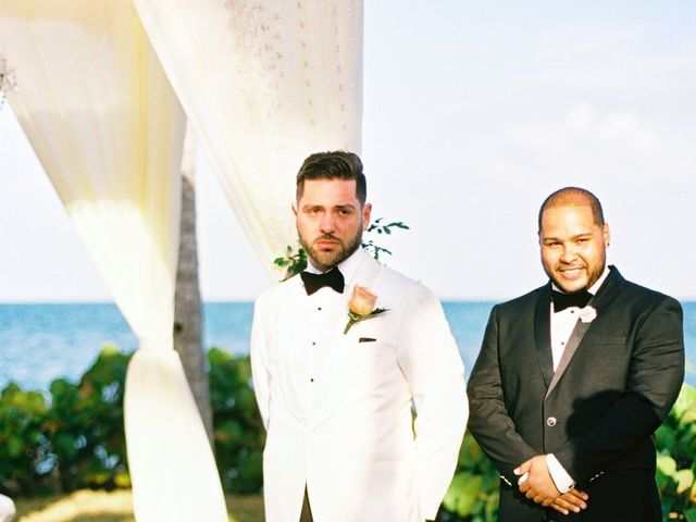 Jerry and Ivelisse's Wedding in Punta Cana, Dominican Republic 67