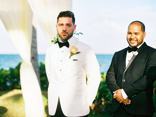 Jerry and Ivelisse's Wedding in Punta Cana, Dominican Republic 68