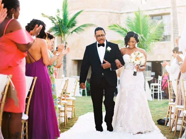 Jerry and Ivelisse's Wedding in Punta Cana, Dominican Republic 70