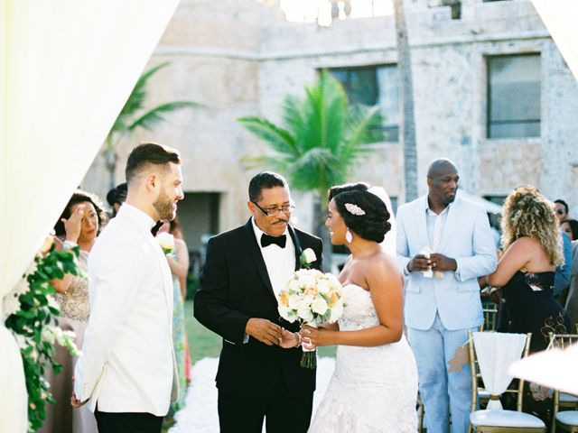 Jerry and Ivelisse's Wedding in Punta Cana, Dominican Republic 71