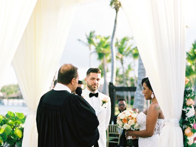 Jerry and Ivelisse's Wedding in Punta Cana, Dominican Republic 73