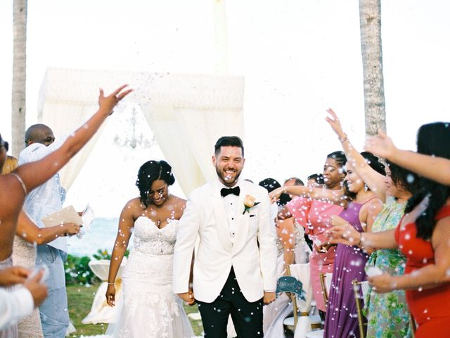 Jerry and Ivelisse's Wedding in Punta Cana, Dominican Republic 92